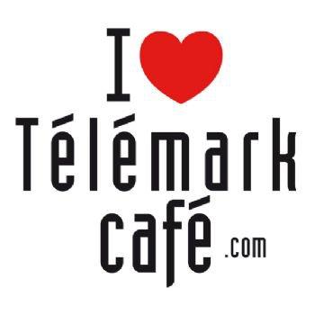 i love telemark cafe