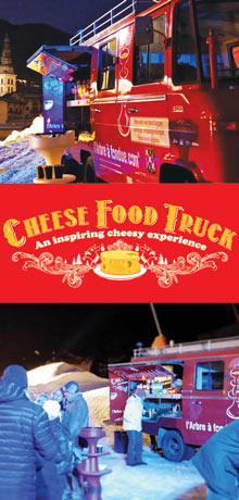 Cheese Food Truck