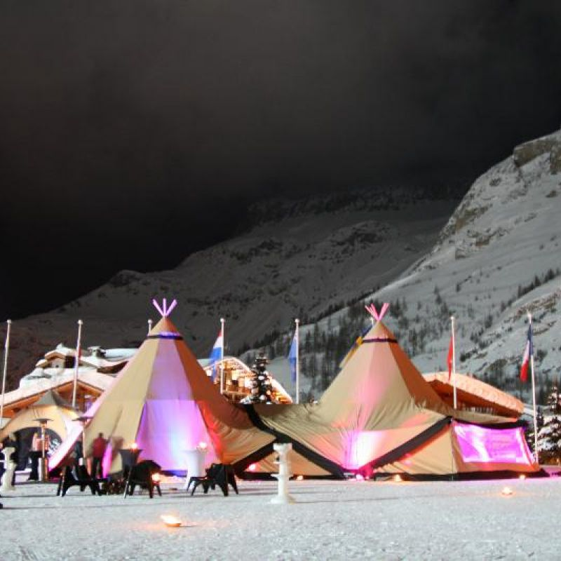 Nature Experiences Soiree Gala Val Disere Seminaire 9